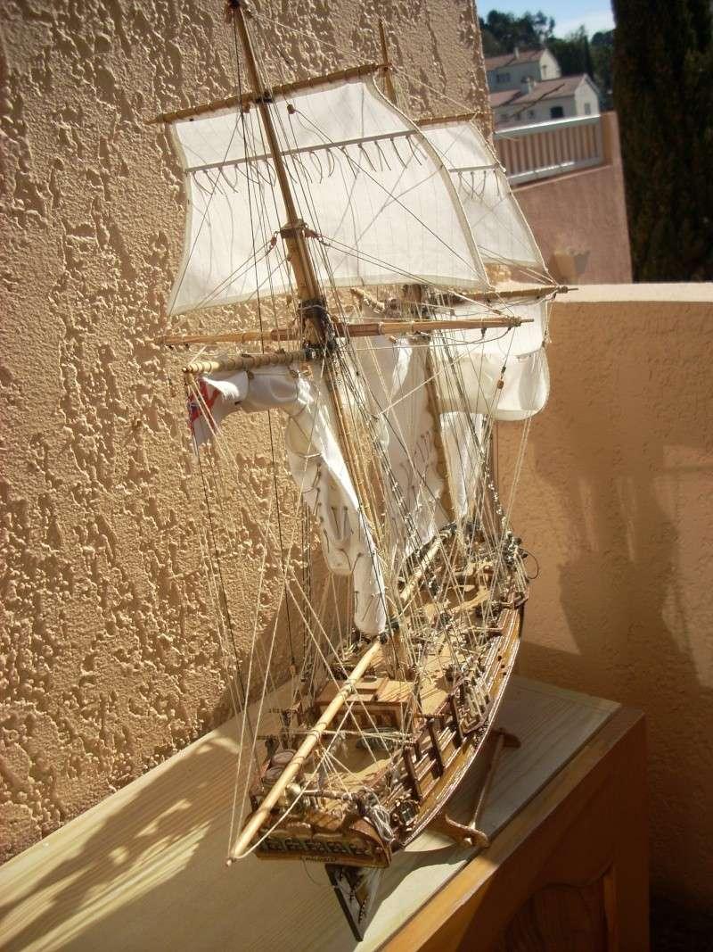 HMS Halifax 1768 (Constructo 1/35°) de sangha 00515