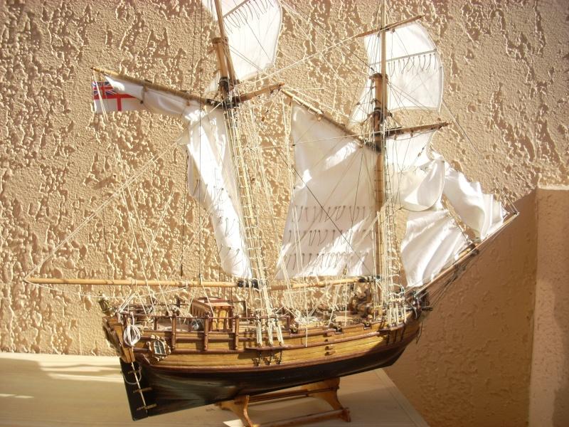 HMS Halifax 1768 (Constructo 1/35°) de sangha 00616