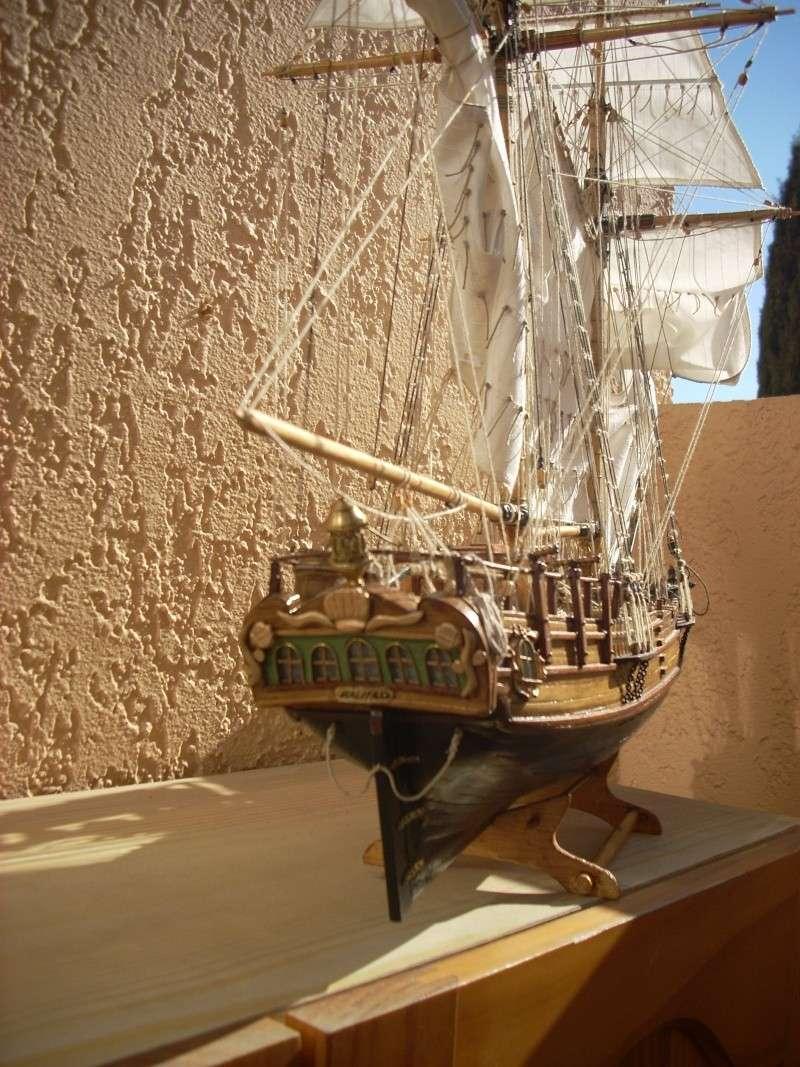 HMS Halifax 1768 (Constructo 1/35°) de sangha 00714