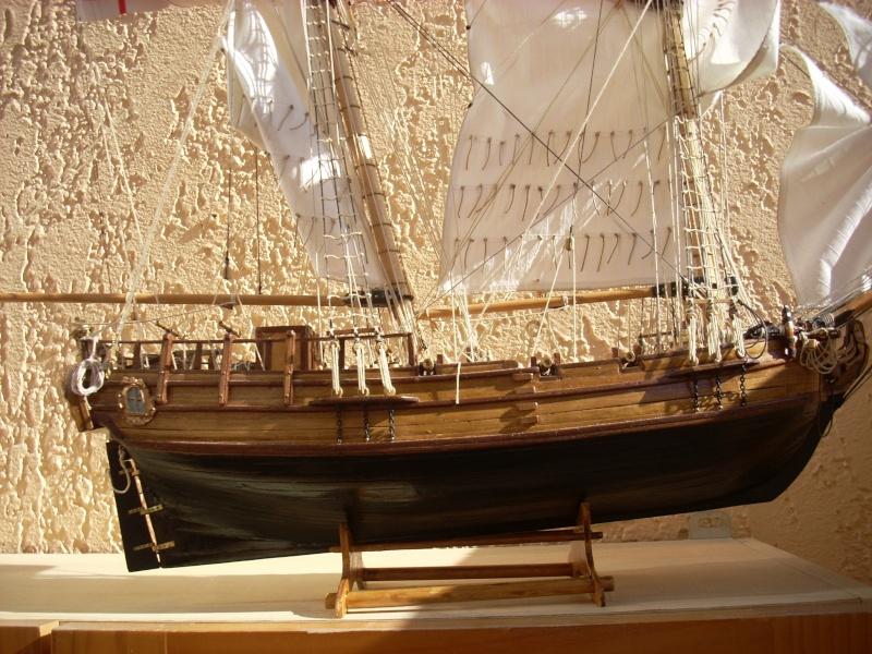 HMS Halifax 1768 (Constructo 1/35°) de sangha 00813