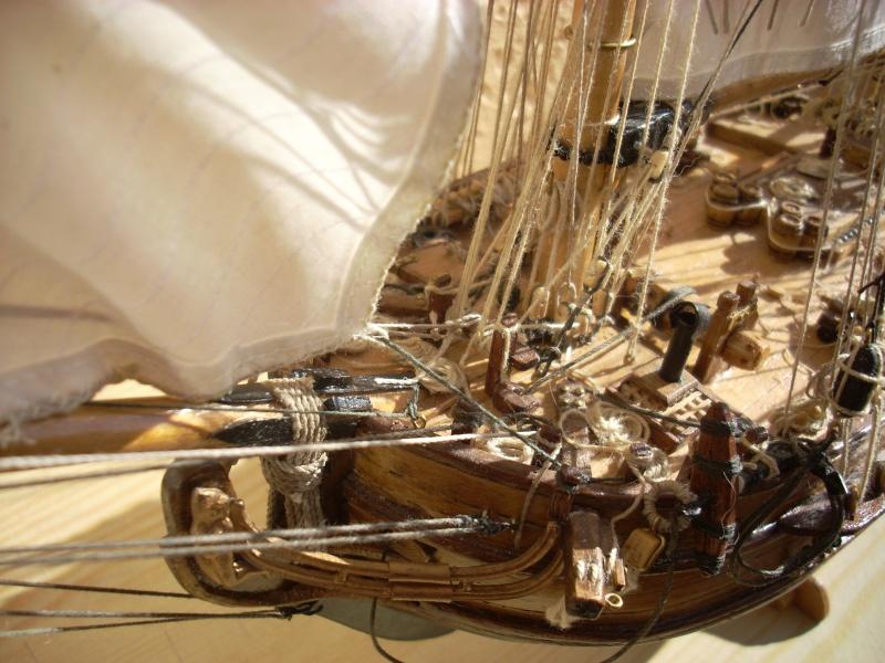 HMS Halifax 1768 (Constructo 1/35°) de sangha 01710