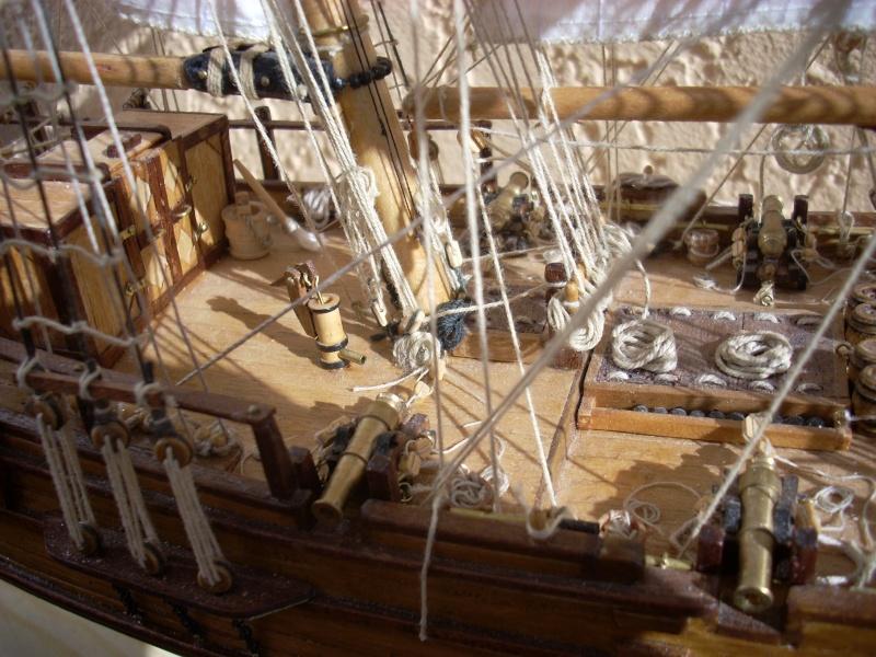HMS Halifax 1768 (Constructo 1/35°) de sangha 01910