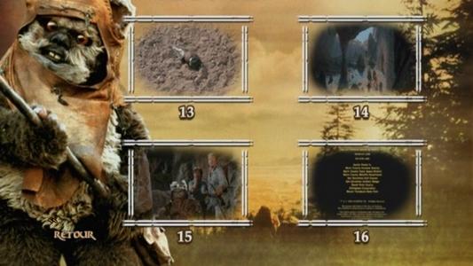 Projet des éditions de fans (Bluray, DVD, HD) : Les anciens doublages restaurés en qualité optimale ! Ewoks_15