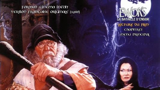 Projet des éditions de fans (Bluray, DVD, HD) : Les anciens doublages restaurés en qualité optimale ! Ewoks_16
