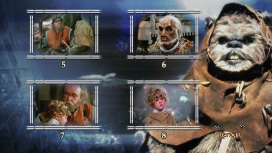 Projet des éditions de fans (Bluray, DVD, HD) : Les anciens doublages restaurés en qualité optimale ! Ewoks_18