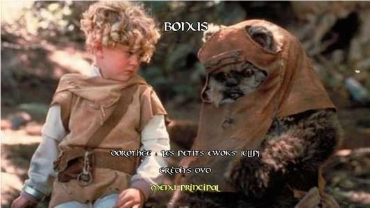 Projet des éditions de fans (Bluray, DVD, HD) : Les anciens doublages restaurés en qualité optimale ! Ewoks_21