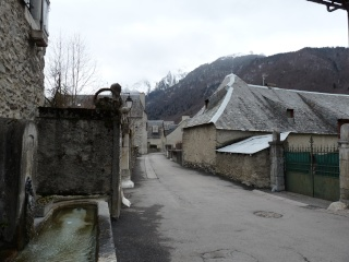 Dernières neiges d'hiver en vallée du Louron 00310