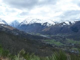 Dernières neiges d'hiver en vallée du Louron 05510