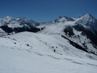 Dernières neiges d'hiver en vallée du Louron P1170812
