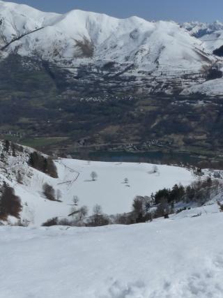 Dernières neiges d'hiver en vallée du Louron P1170816