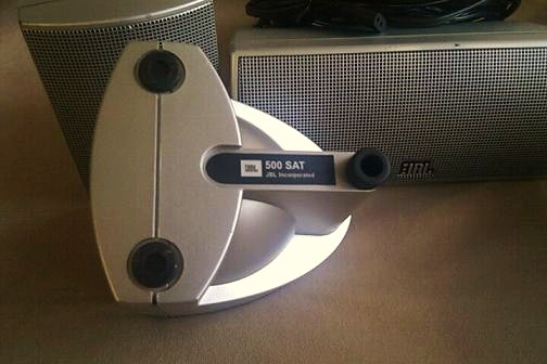 JBL SCS145.5S speakers (Used)SOLD Jbl210