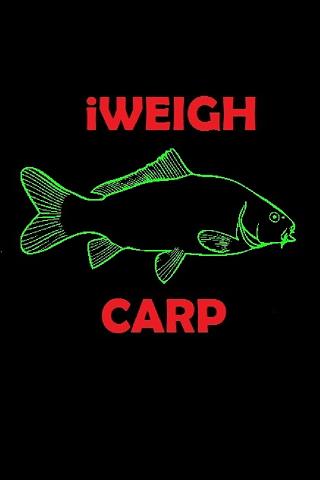 iWeigh Carp iphone app 320_sp10
