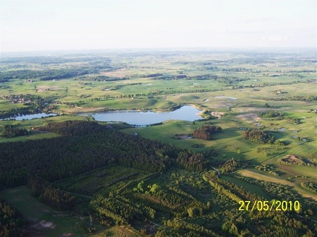 Lake in Poland for sale - Good bussiness opportunity Pl110