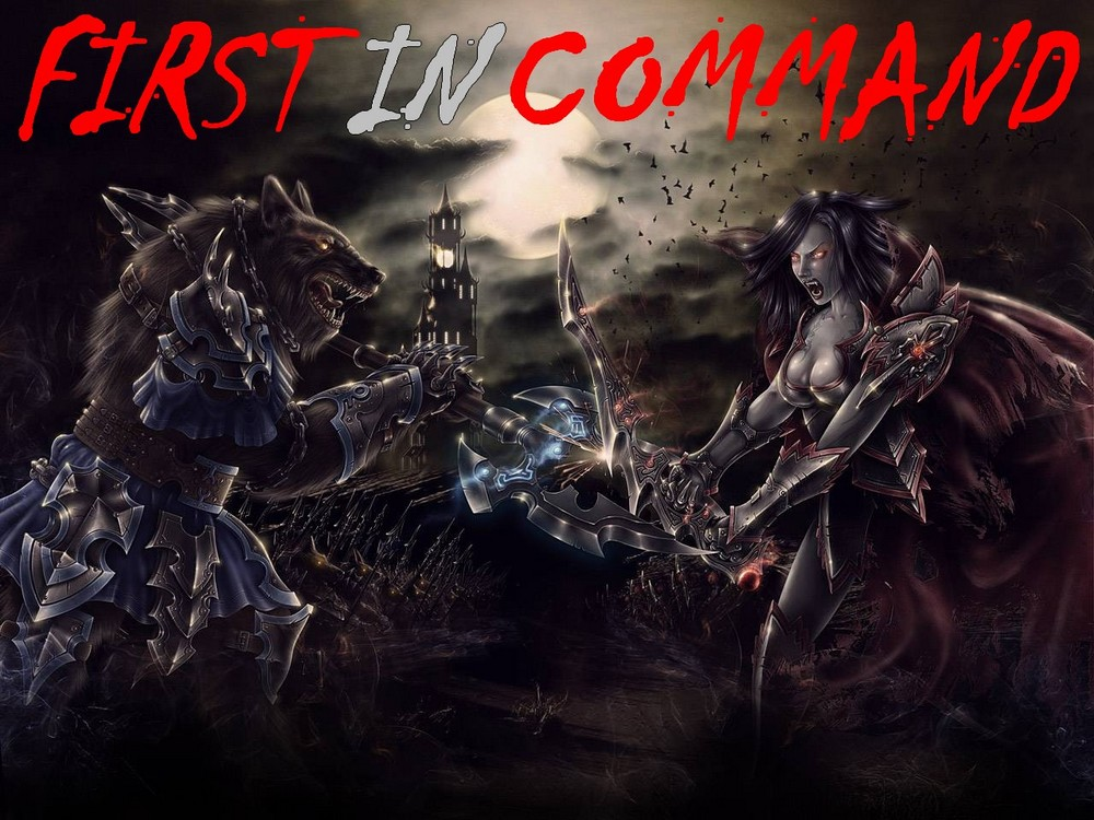 FIRST IN COMMAND