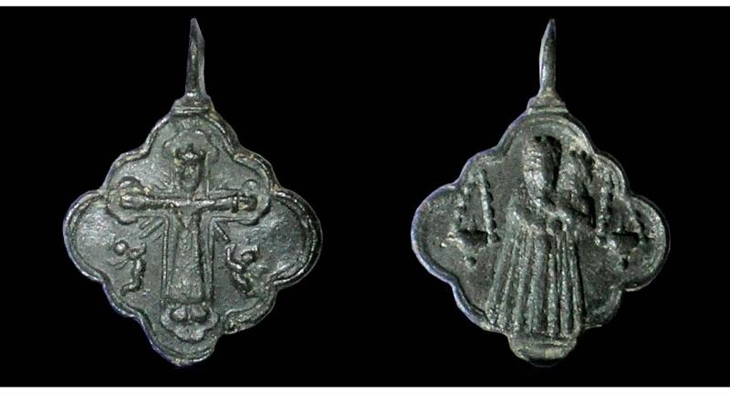 Médaille ND-de-Lorette / Sirolo - Italie  01810