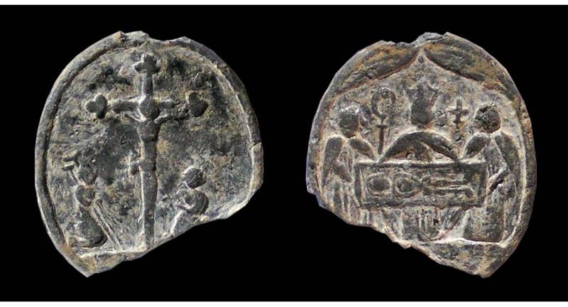 Rare médaille avec ostentation du St-Suaire et Pénitents 02211
