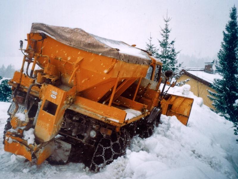 photos unimog chasse neige Ende10