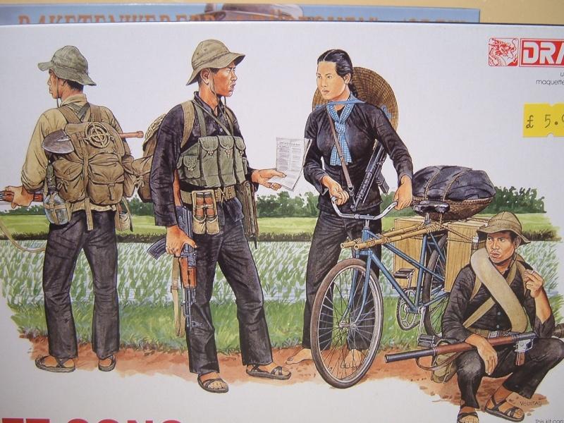 peinture - M-113 Acav+105mm - Vietnam - peinture du 105 mm Dragon - Page 9 Dra33010