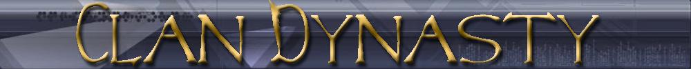 Clan Dynasty Forum