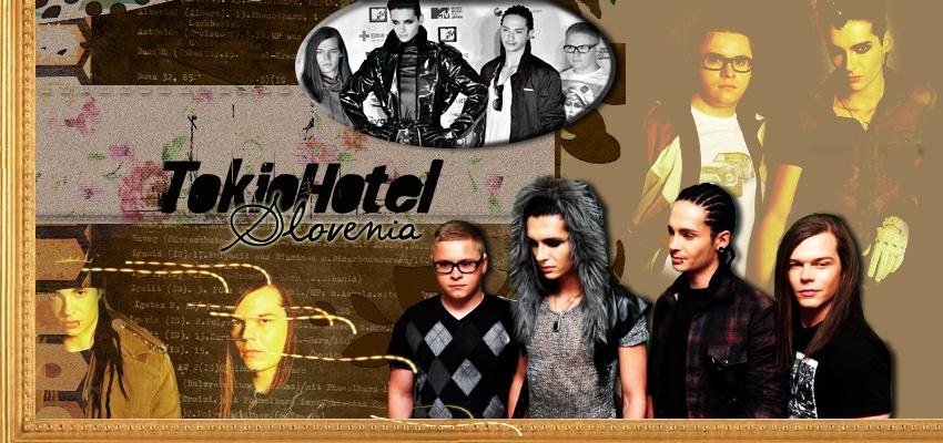 Tokio Hotel Slovenija