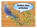 Index des articles du forum