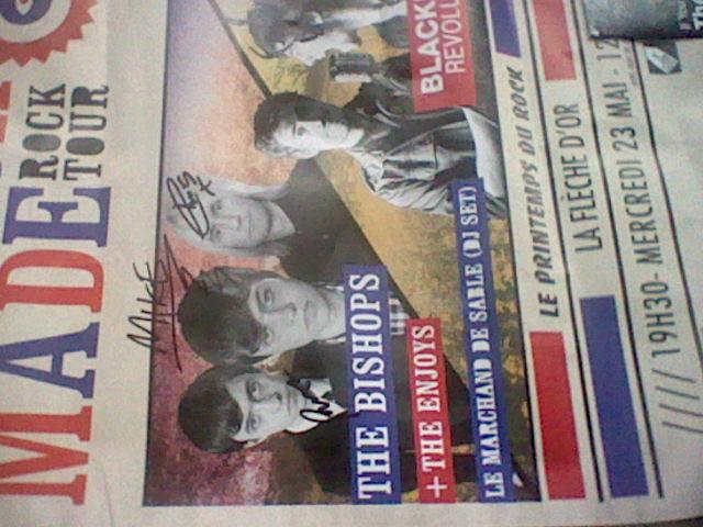Racontez vos concerts Bishopiens Poster10