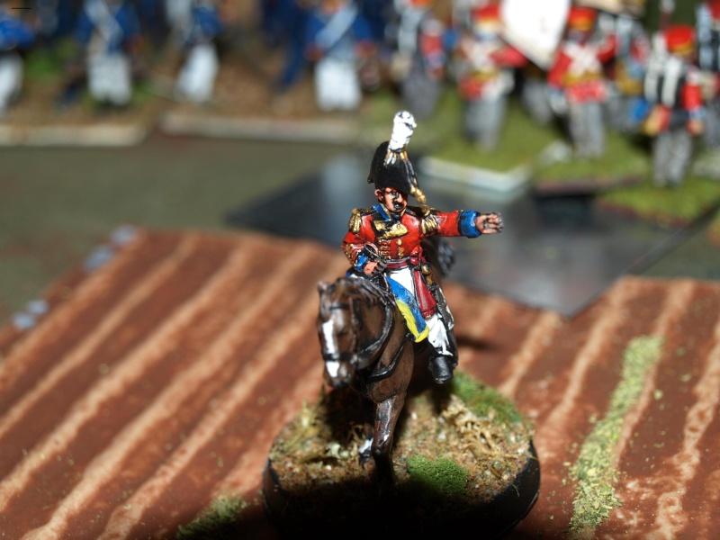 """Waterloo, """"ils finiront par passer ces maudits français""""... 21510"""