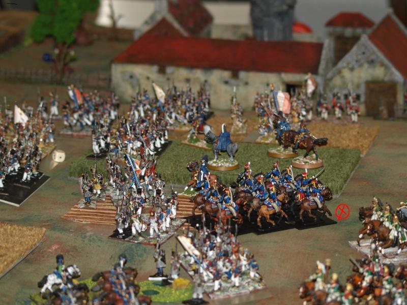 """Waterloo, """"ils finiront par passer ces maudits français""""... 21910"""