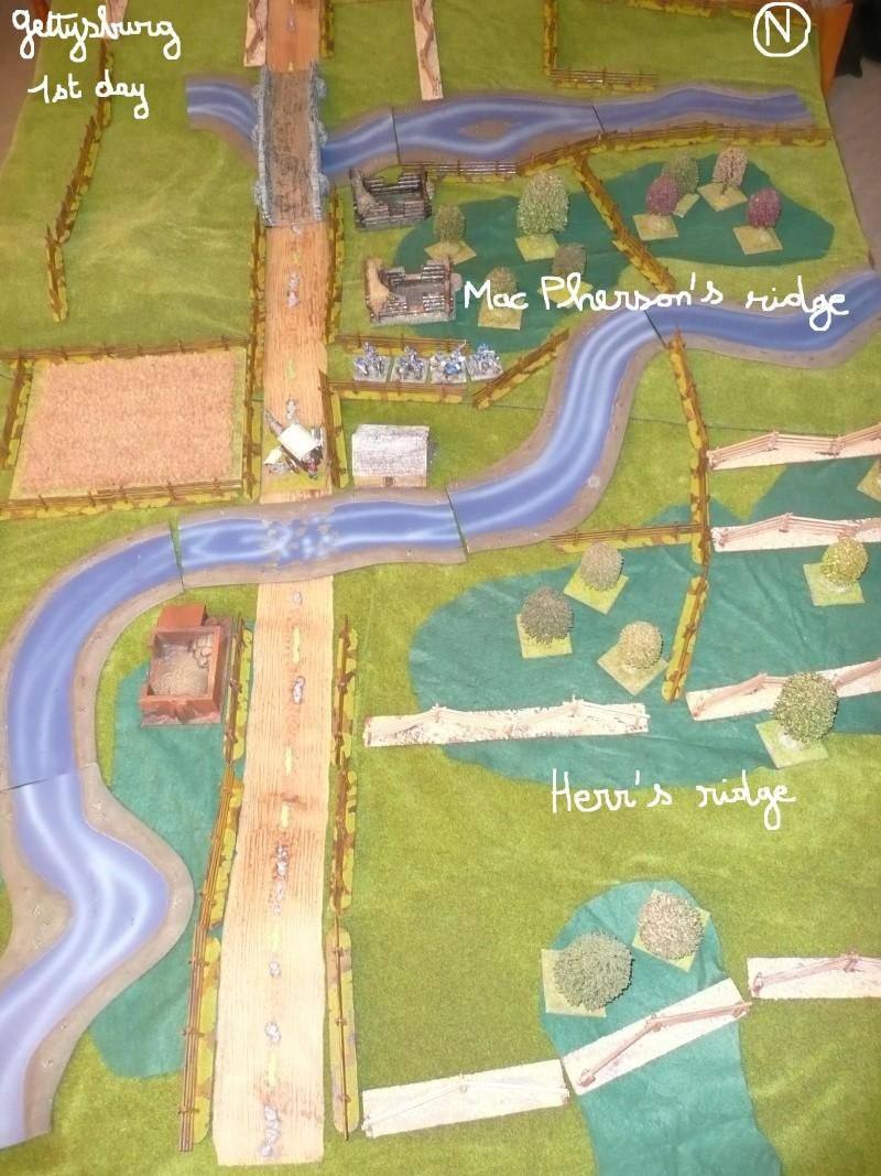 Gettysburg first day P1050441