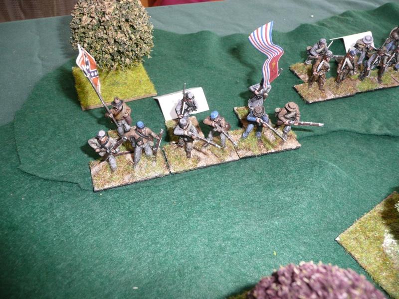 Gettysburg first day, 1er contact avec jr3 P1050523