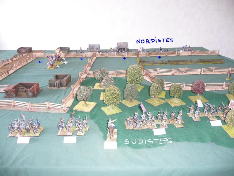 Gettysburg first day, 1er contact avec jr3 P1050525