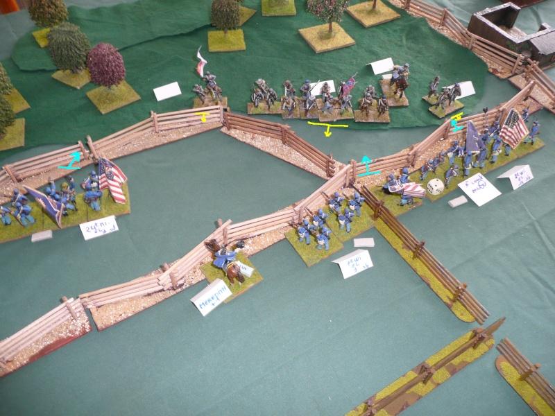 Gettysburg first day, 1er contact avec jr3 P1050527