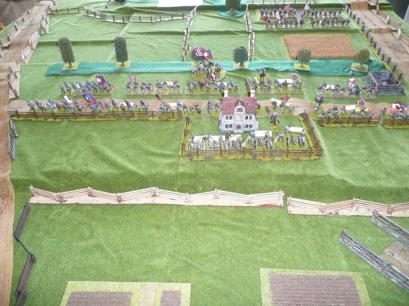 Campagne gettysburg - été 2011 - premier combat à Seminary ridge P1050538