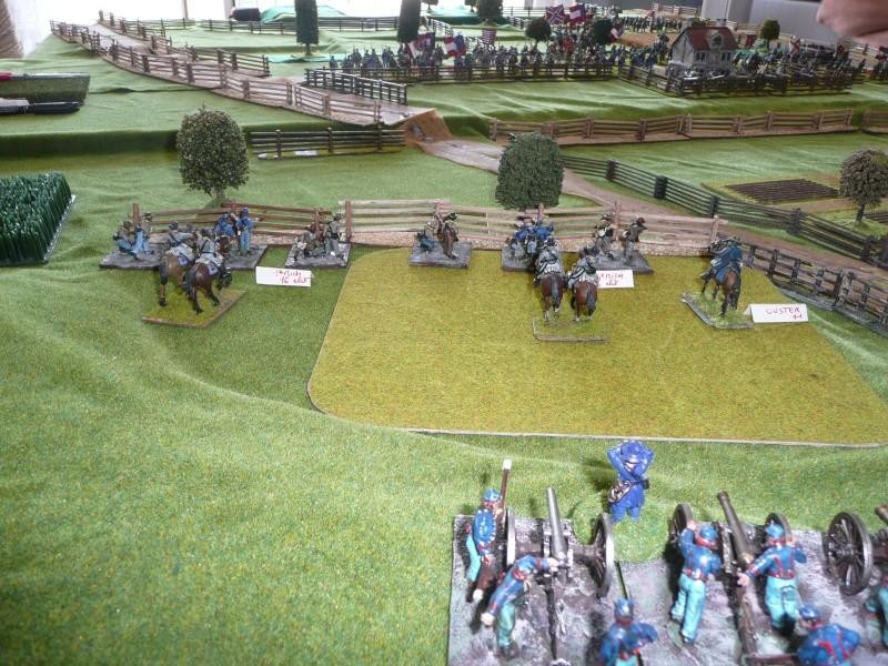 Campagne gettysburg - été 2011 - premier combat à Seminary ridge P1050539