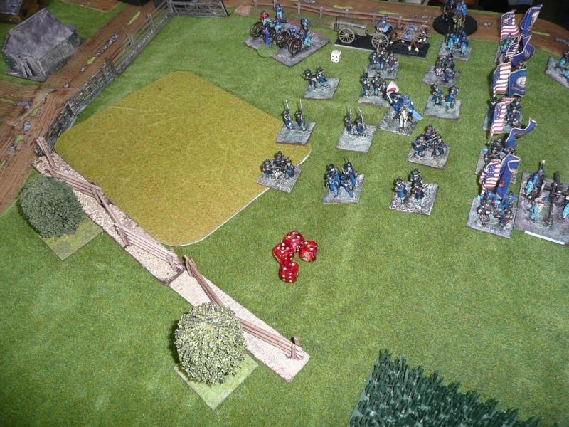 Campagne gettysburg - été 2011 - premier combat à Seminary ridge P1050541