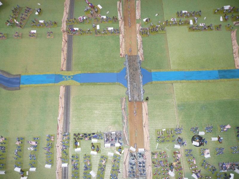 Campagne gettysburg - été 2011 - combat à Rock Creek, 30 juin, 11 heures P1050620
