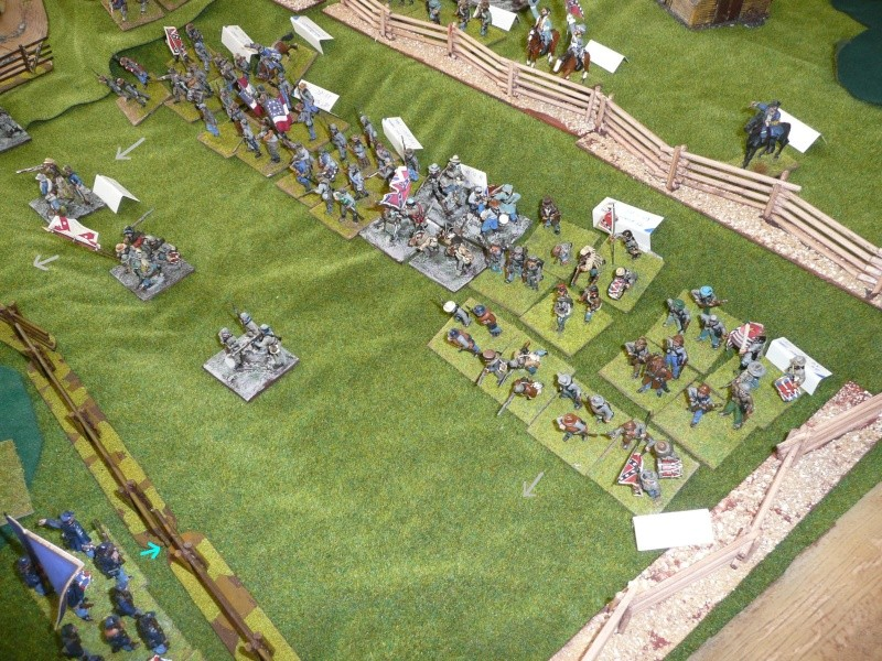 campagne Gettysburg - automne 2011 - 2e combat à Seminary ridge P1050921