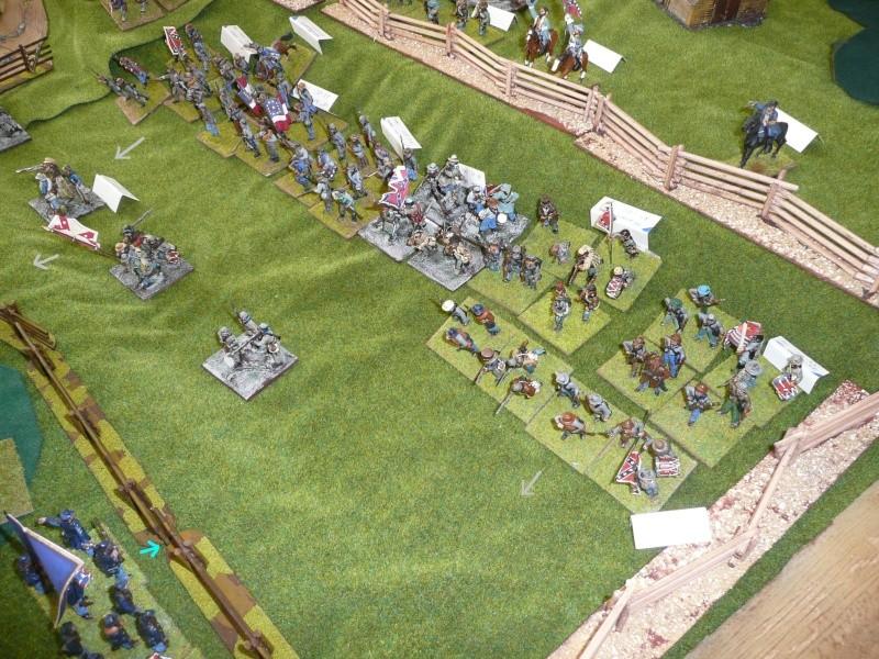 campagne Gettysburg - automne 2011 - 2e combat à Seminary ridge P1050922