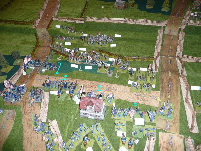 campagne Gettysburg - automne 2011 - 2e combat à Seminary ridge P1050927