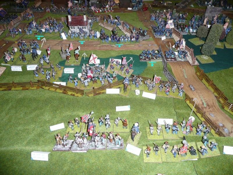 campagne Gettysburg - automne 2011 - 2e combat à Seminary ridge P1050928