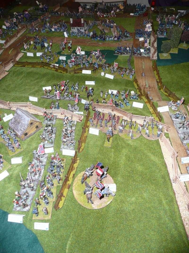campagne Gettysburg - automne 2011 - 2e combat à Seminary ridge P1050933