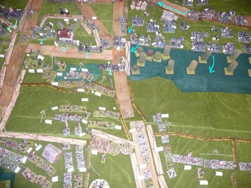 campagne Gettysburg - automne 2011 - 2e combat à Seminary ridge P1050934