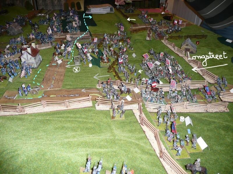 campagne Gettysburg - automne 2011 - 2e combat à Seminary ridge P1050935