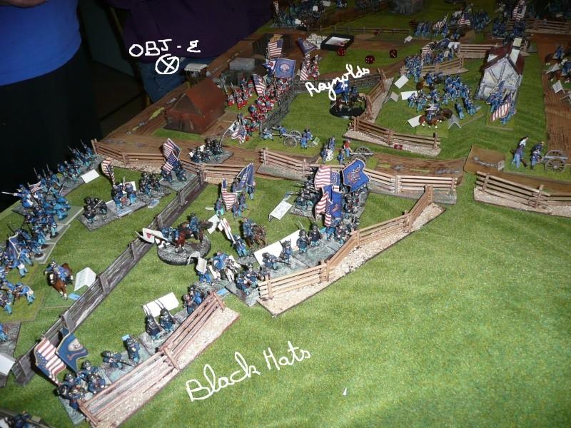 campagne Gettysburg - automne 2011 - 2e combat à Seminary ridge P1050936