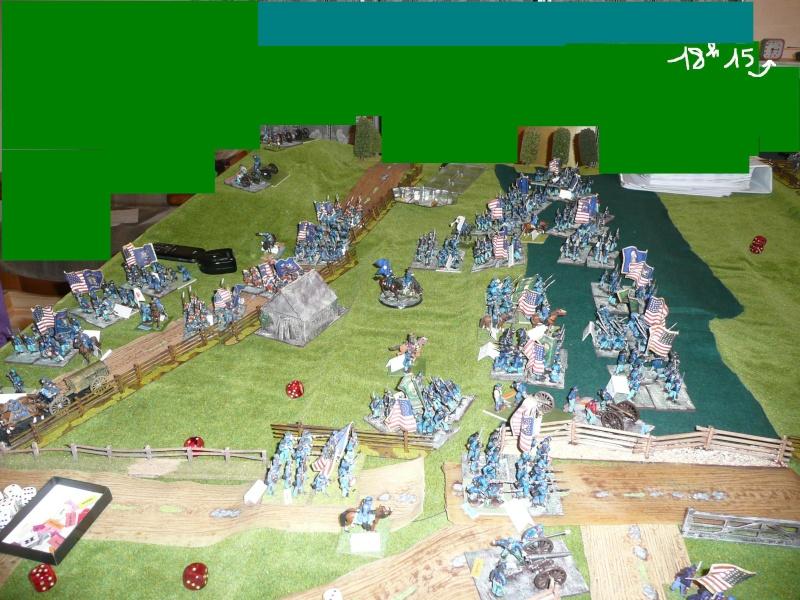 campagne Gettysburg - automne 2011 - 2e combat à Seminary ridge P1050937