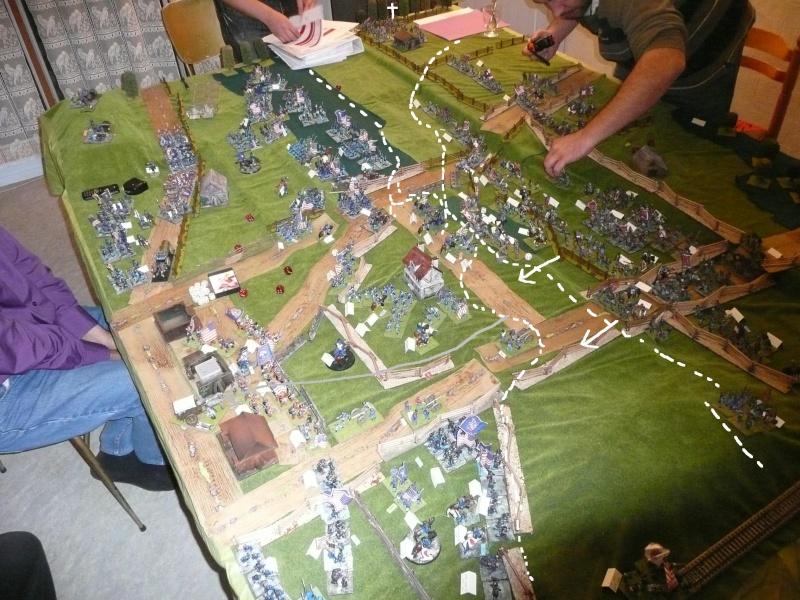 campagne Gettysburg - automne 2011 - 2e combat à Seminary ridge P1050938
