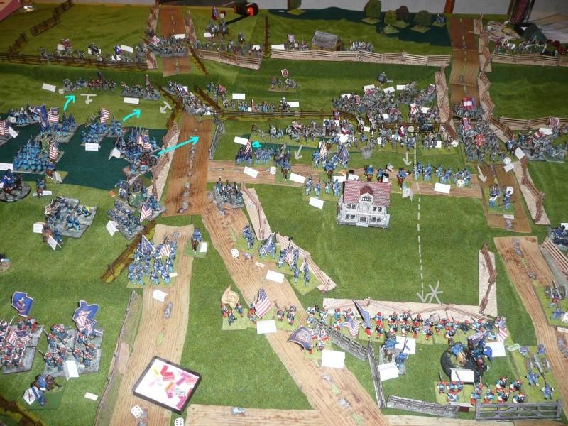 campagne Gettysburg - automne 2011 - 2e combat à Seminary ridge P1050939