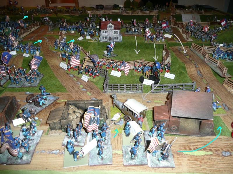 campagne Gettysburg - automne 2011 - 2e combat à Seminary ridge P1050940