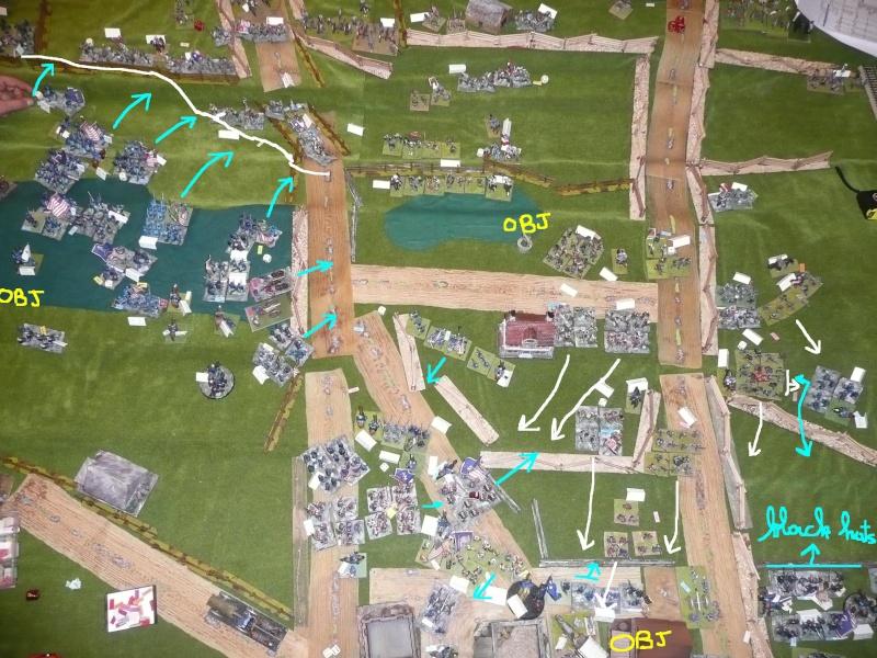 campagne Gettysburg - automne 2011 - 2e combat à Seminary ridge P1050943