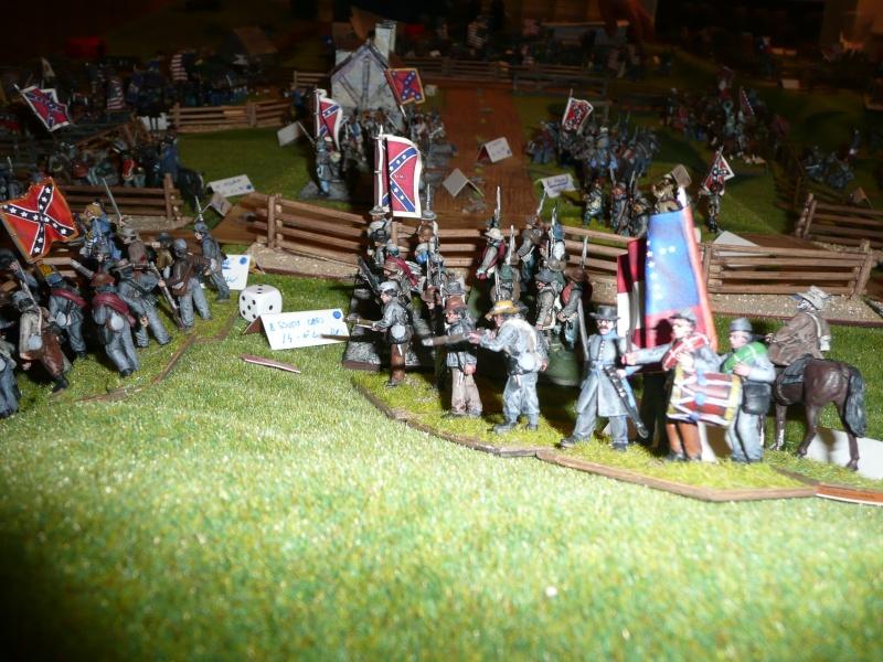 campagne Gettysburg - automne 2011 - 2e combat à Seminary ridge P1050945